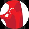 Hip Massage Icon